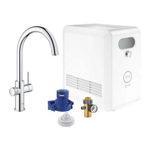 Statie de filtrare si carbogazificare apa potabila - Grohe Blue Professional