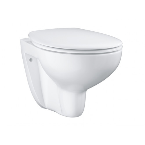 Vas WC cu capac soft close - Grohe Bau Ceramic