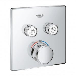 Unitate de control cu termostat- Grohterm Smartcontrol