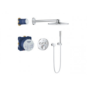 Set dus cu para-ploaie Smart Active - Grohe Smart Control Set