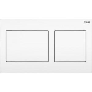 Clapeta WC Viega Prevista Visign for Style 21-Alb Alpin