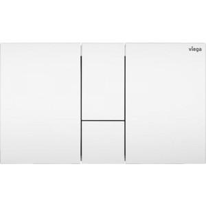 Clapeta WC Viega Prevista Visign for Style 24-Alb Alpin
