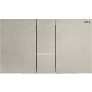 Clapeta WC Viega Prevista Visign for Style 24-Culoare Inox