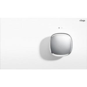 Clapeta WC Viega Prevista Visign for More 202-Electronic-Iluminare LED-Crom Metalic