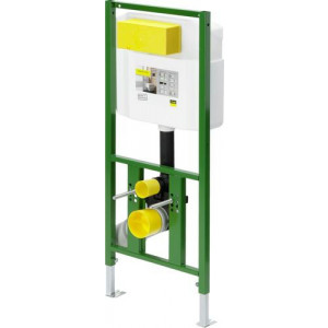 Rezervor incastrat si cadru pentru WC - Viega Eco Plus